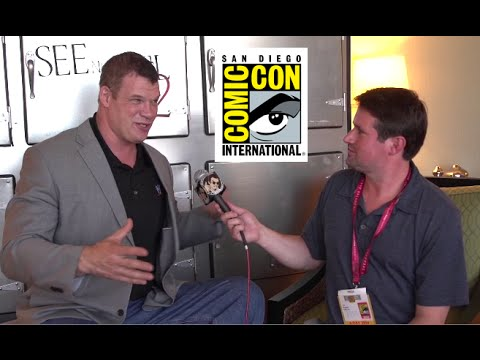 Comic Con 2014 - Kane Interview (2014) See No Evil 2 HD