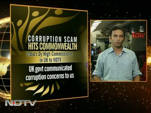 Corruption scandal hits 2010 Games