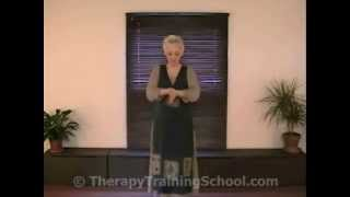 Reiki healing level 1 - Video 1 Energy Ball Exercise