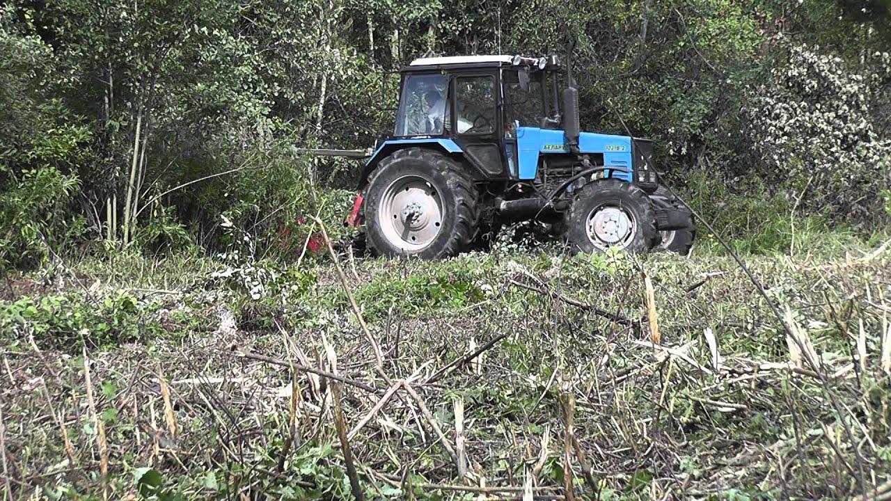 Мульчер лесной измельчитель Niubo Forest