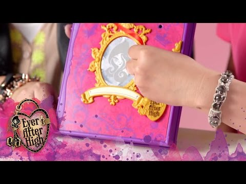 Secret Hearts Diary - Instructional Video   Ever After High™