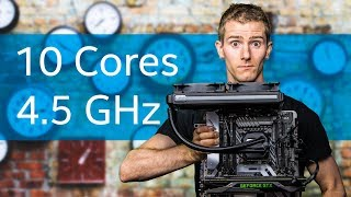 Core i9 Overclocking Guide - You asked for it!