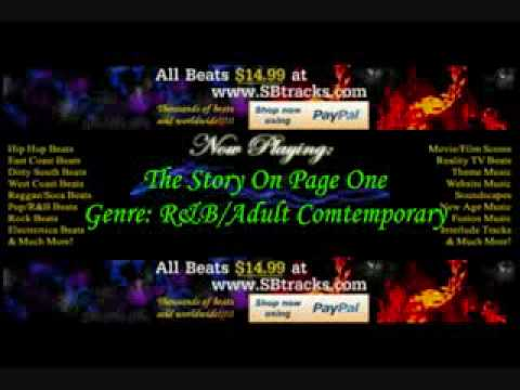 The Story On Page One (R&B/Adult Contemporary Instrumental)