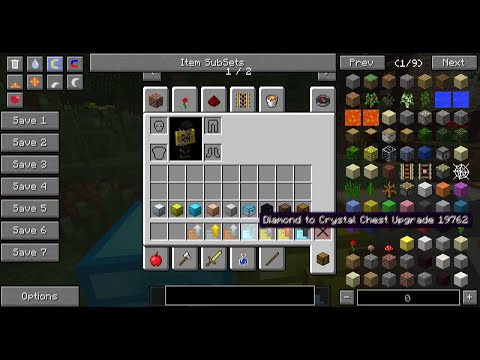Minecraft 1.6.4 - IronChests MOD (Cofres de diamante, de Plata y de Tierra) - ESPAÑOL TUTORIAL