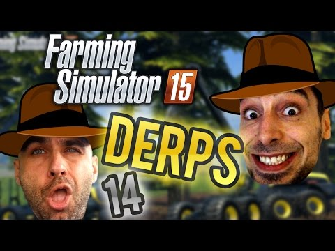 FARMING SIMULATOR 15 MULTI PLAYER - Most Amazing Machines in the World! - E14 | Docm77