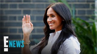 Meghan Markle Ends Maternity Leave With First Official Outing | E! News