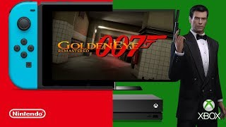 GOLDENEYE 007 Remastered - Announcement Trailer |  Xbox and Switch Cross-Platform | FanMade Concept