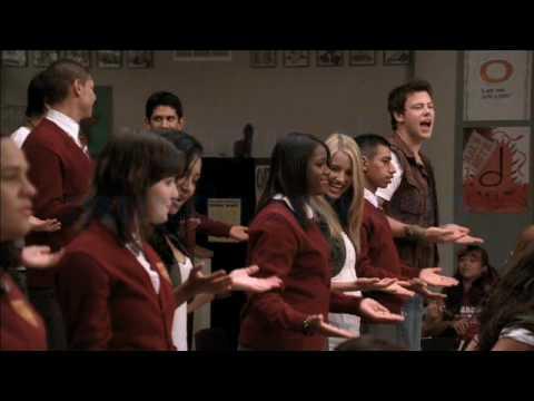 Imagine - Glee cast (Traduccion en español)