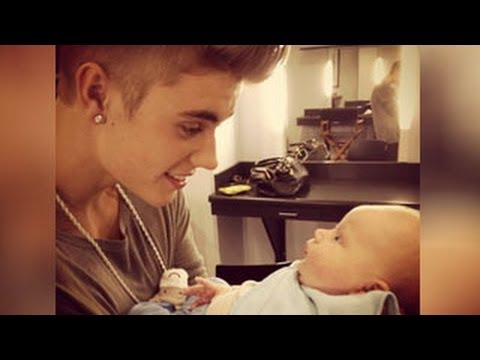 Justin Bieber's Baby? - YouTube