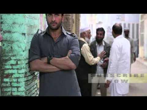 Phantom Movie | Saif Ali Khan & Katrina Kaif First Look Revealed