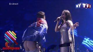La prestation la plus culottée de l'Eurovision - Quotidien du 15 mai 2017