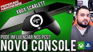 Como XBOX Scarlett e PS5 com RYZEN 3000, Navi e Ray Tracing podem influenciar na indústria dos PCs?