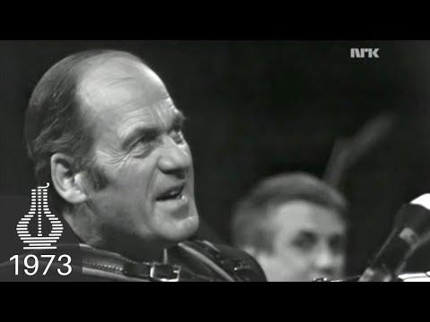 Oddvar Nygaards Kvartett vinner Årets Gammeldans og folkemusikk (Spellemannprisen 1973)