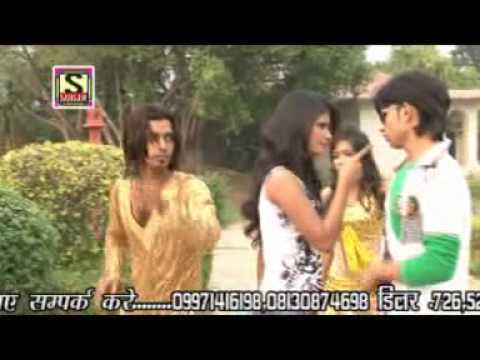 New Year Bhojpuri Hot Song   2013 2014  Moudal Ban Ke Chhori Collage Karela   Shobhi   93137932 video