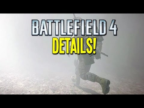 BATTLEFIELD 4 DETAILS! (Release Date, China Rising DLC, PS4 & XBOX ONE!)