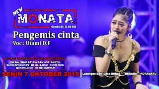 Download lagu NEW MONATA - PENGEMIS CINTA - UTAMI D.F - RAMAYANA AUDIO