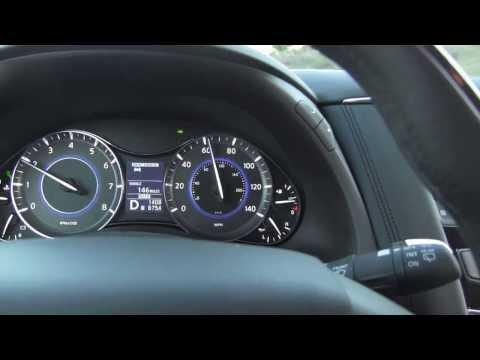 Quick Clips: 2012 Infiniti QX56 Tech Overview
