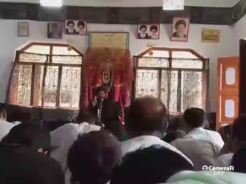 Live Majalis 8th Muharram 1439 hijri, India