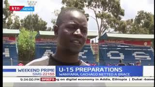 Kenya's Under 15 Football team to play in Spain