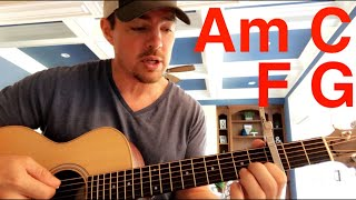 Download Lagu Simple | Florida Georgia Line | Beginner Guitar Lesson Gratis STAFABAND