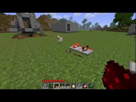 Minecraft - Les MDC #30 Nouveau pulser (fréquence 5)