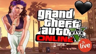 GTA V online| Grand theft auto V online| Royal Gamer Live | Ps4 live GTA V online