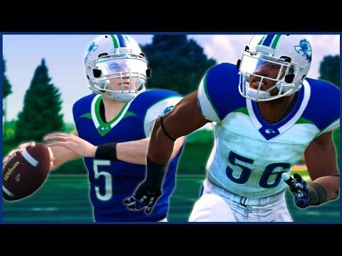 NCAA Football 14 Teambuilder Dynasty Ep.1 - A New Journey Begins
