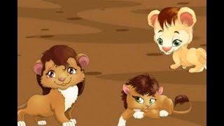 Bé học các con vật, bé ghép hình con vật, nhạc thiếu nhi, đồ chơi trẻ em, SuSu TV.