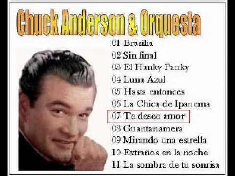 Chuck Anderson 07 Te deseo amor