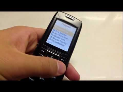 Samsung T301G Cell Phone Review/Overview -Tracfone