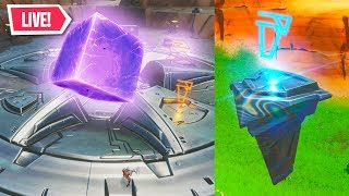 *NEW* Fortnite LOOT LAKE RUNE EVENT RIGHT NOW! SEASON 8 EVENT(FORTNITE BATTLE ROYALE)
