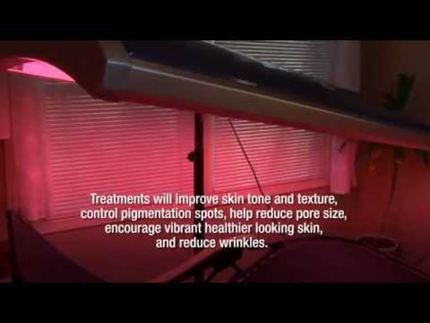 Collagen Bronze At-Home Red Light Therapy / Tanning Unit