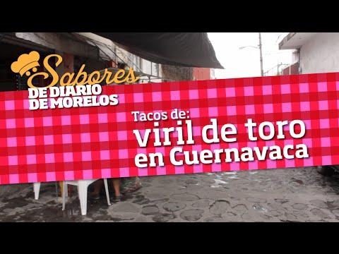Tacos de viril de toro en Cuernavaca - Sabores de Diario de Morelos