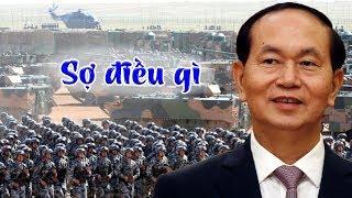 Thiết quân luật là gì, vì sao CTN Trần Đại Quang vội vã ban hành vào thời điểm này