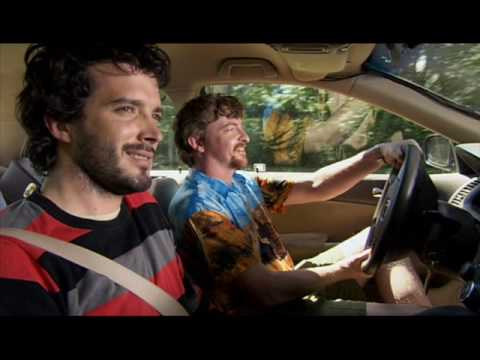 Flight of the Conchords - Bus Driver's Song (Track #5)