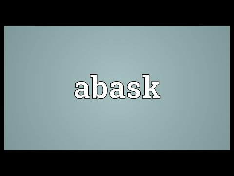 Header of abask