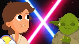 Star Wars game for kids! | How many characters can YOU guess? | CheeriToons