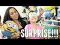 A SURPRISE PARTY! (then breaking the bad news) - June 28, 201...