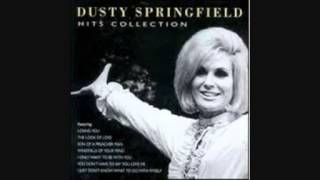 Watch Dusty Springfield Losing You video
