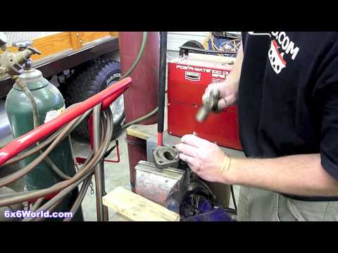 Max II 6x6 ATV Axle and Bearing Replacement