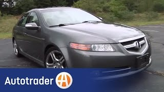 2004-2008 Acura TL - Sedan | Used Car Review | AutoTrader