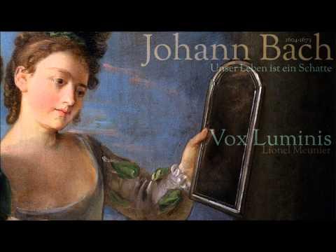 Бах Иоганн Себастьян - Unser Leben ist ein Schatten