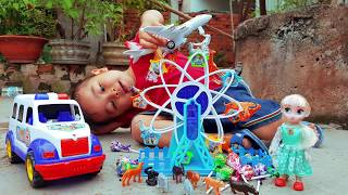 Trò Chơi Bánh Xe Đu Quay ❤ ChiChi ToysReview TV ❤ Đồ Chơi Trẻ Em Baby Doli