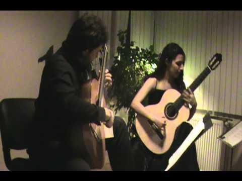Antonio Mascolo&Aysegul Koca live in Istanbul