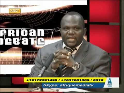 PAN AFRICA DEBATE  OF  15   02   2015