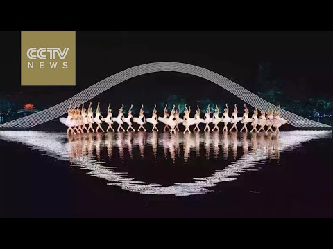 G20 Summit: Spectacular display of 'Hangzhou, A Living Poem'