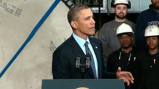 President Obama Speaks on the Impact of the Sequester  2/26/13