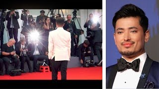 Pritan Ambroase: Exclusive Appearances at Venice Film Festival