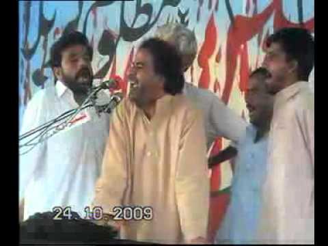 Zakir Manzoor Hussain Shah Of Kot Adu Majlis Jalsa Mankewal Sargodha video