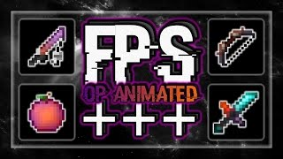 MINECRAFT PVP TEXTURE PACK - OP ANIMATED PACK DEFAULT EDIT MCSG FPS+++